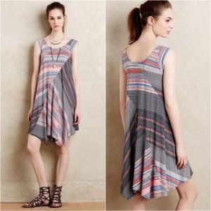 NWT Philosophy Red Printed Cut and Sew Dress M